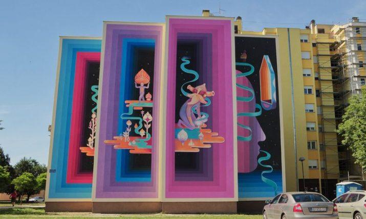 PHOTOS: Vukovar gets 10 new street murals