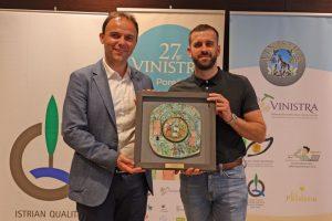 Istria Vinistra Wine malvasia awards