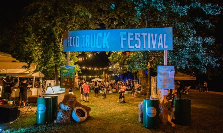 Food Truck Festival in Zagreb and Rijeka this summer