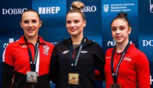 Gymnastics World Cup Osijek