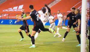 croatia loses to Belgium in euro friendly