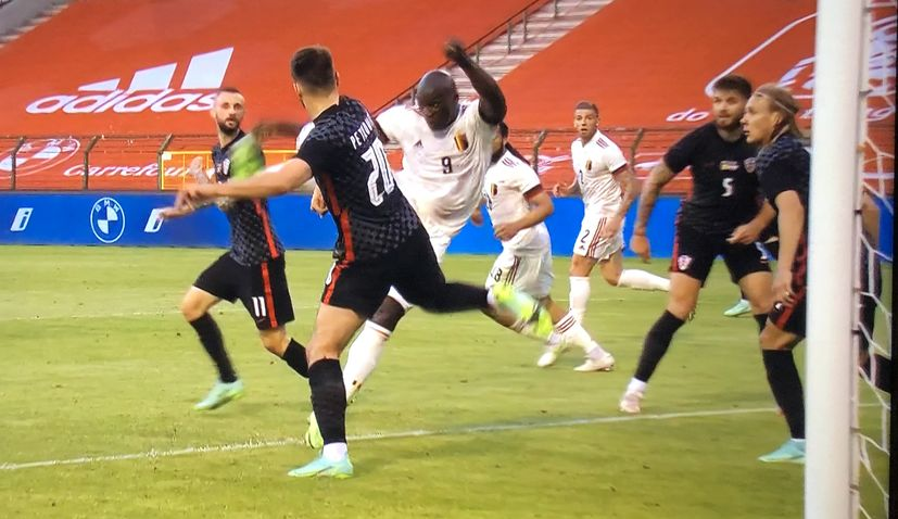 Belgium edge Croatia in final Euro warm-up match