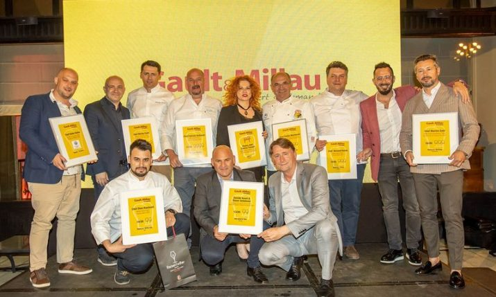 Best restaurants and chefs in Croatia announced by Gault&Millau at awards ceremony in Zagreb