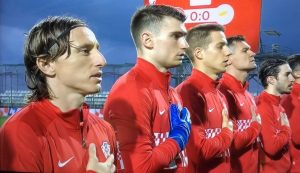 Croatia playing Armenia for first time tonight - where to watch