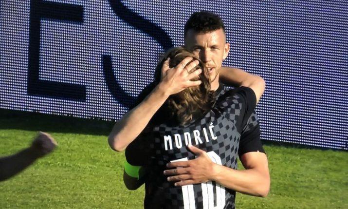 "Euro 2020: ""We will see a different Croatia against Scotland"" says Perišić"