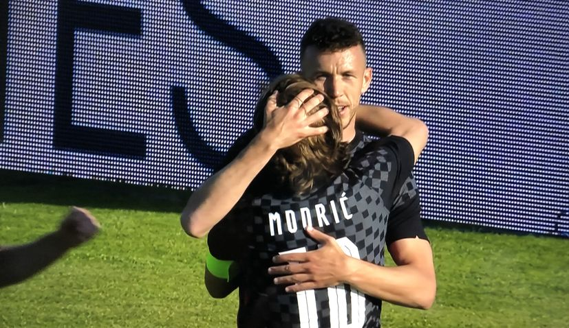 perisic scores on 100th appearance as croatia beats Armenia
