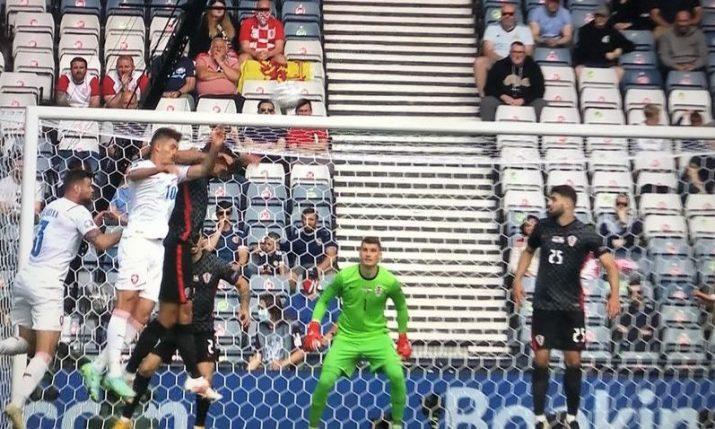 Dejan Lovren left bemused by penalty decision