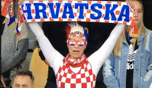 top croatian supports songs football