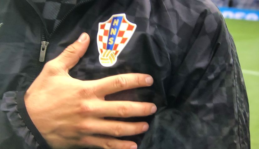 The Scottish analyst on Croatia's coaching staff wants only one team to win