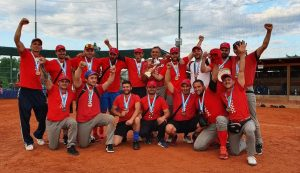 Croatia wins first ever medal at European Softball Championships