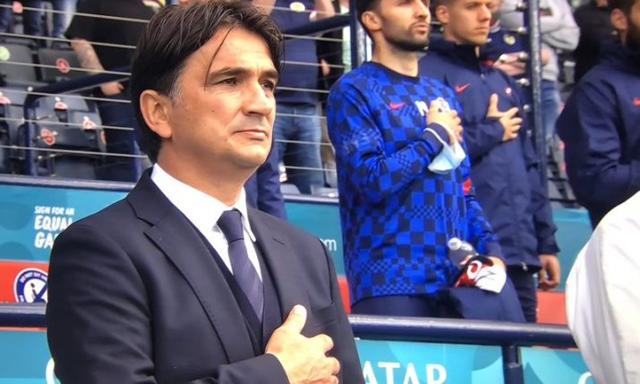 Dalić reveals who may replace Perišić: 'It is tough for Ivan'