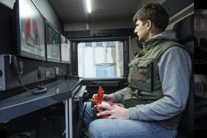 Croatian company DOK-ING launches innovative remote-controlled defence system for extreme conditions