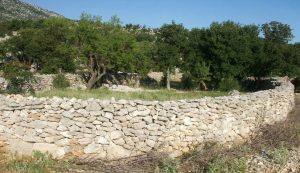 Project on traditional dry-stone walling in Croatia and Mediterranean