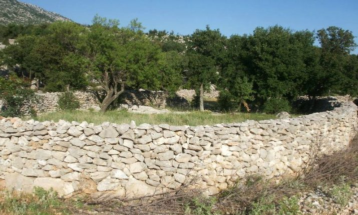Traditional dry-stone walling in Croatia – cultural legacy project