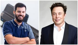 Rimac says Elon Musk ignored him and nevera faster