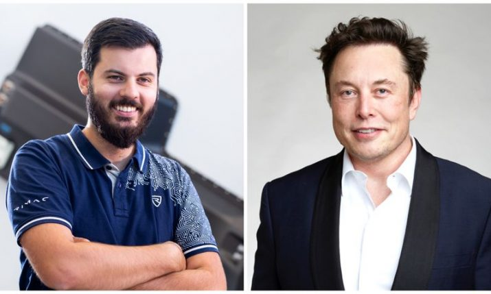Rimac: Elon Musk ignored us, we are still way faster than the new Tesla