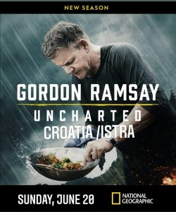 Gordon Ramsey has his Croatian language skills put to the test