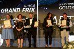Grand Prix 'Golden Pen' goes to USA, Germany, Slovakia