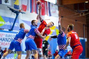 croatia beats serbia at deaf handball European champs
