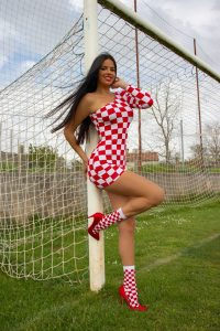 Knolldoll launches Croatia women's range for EURO and new bikini