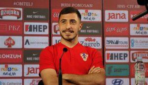 Josip Juranović to play against Spain