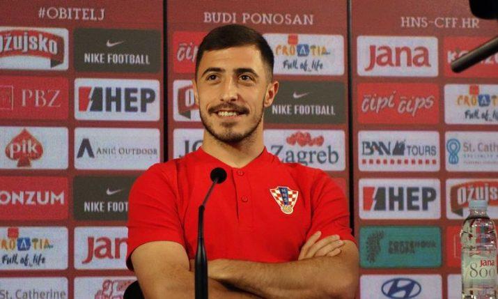 Josip Juranović: 'I am living my dream'