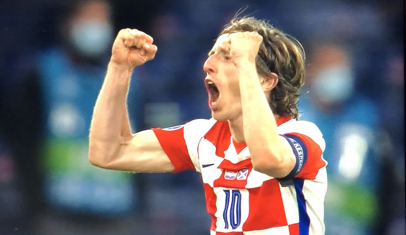 Modrić: 'If we play like this we are dangerous for everyone'