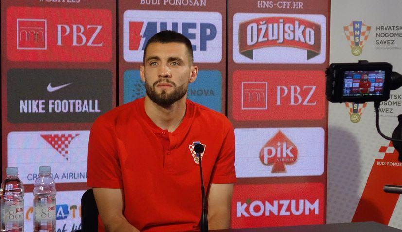Euro 2020: Mateo Kovačić talks ahead of Spain clash