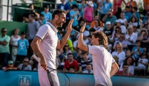 Marin Čilić to gather famous Croatian sportspeople for charity tennis event