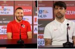 Euro 2020: Vlašić and Ćorluka face press ahead of crucial clash against the Czechs
