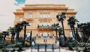 New ITV show Hotel Portofino filming in Croatia