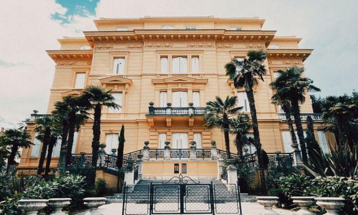 New ITV series Hotel Portofino filming in Croatia