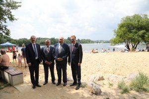 Little Croatia officially opened in Krakow