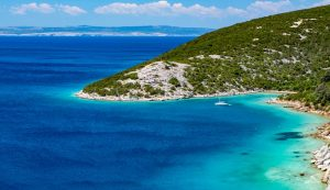 Water quality at Croatian beaches