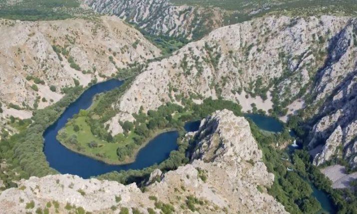 VIDEO: Rivers of Croatia documentary wins over Europe