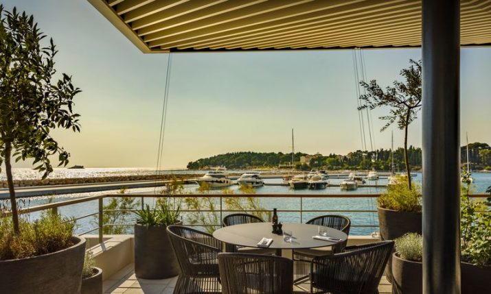 Four restaurants in Croatia not to miss, according to Falstaff