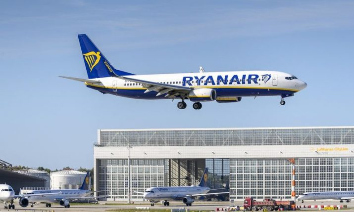 Ryanair launches new Zagreb to Sofia summer route