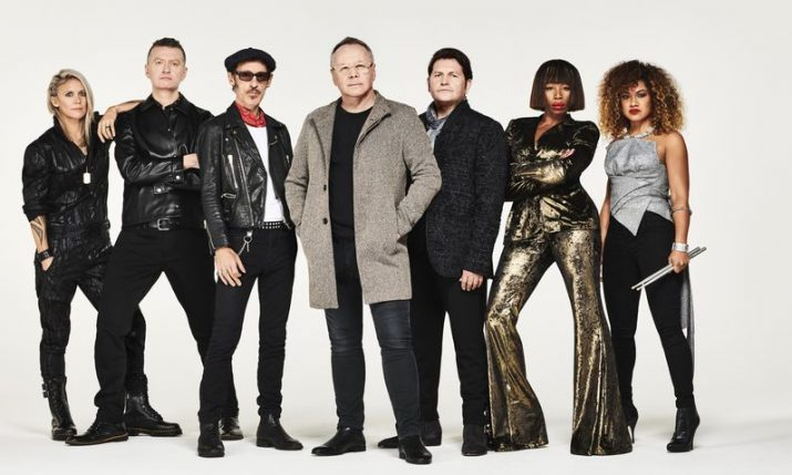 Simple Minds Zagreb concert date announced