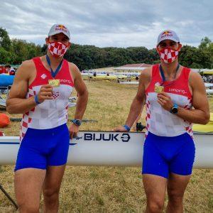 Croatia's Sinković brothers win rowing World Cup