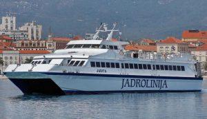 New catamaran line Dubrovnik-Korčula-Hvar-Bol-Split to commence