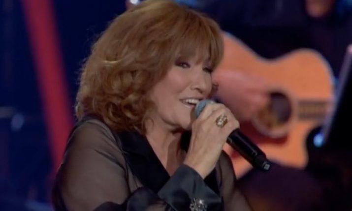 Croatian singer Tereza Kesovija awarded prestigious order from France