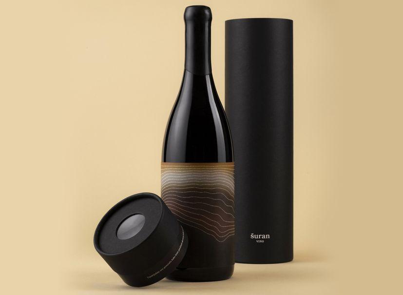 Croatian studio wins European gold for creative wine packaging design