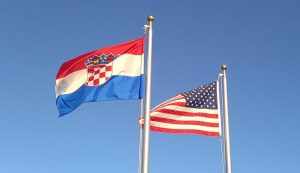 U.S Department of Homeland Security officials in Croatia