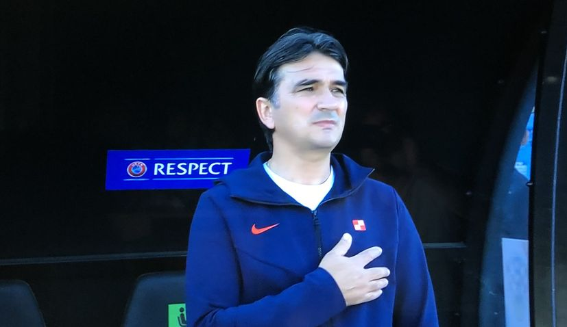 Dalić not worried after Croatia's draw with Armenia and announces final Euro squad