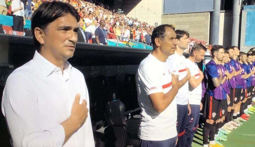 Croatia coach Zlatko Dalić: 'I made mistakes, I will talk to Luka'