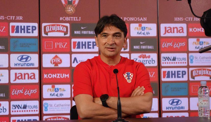Zlako Dalić reveals who he would like to avoid in last 16