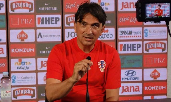 Euro 2020: Dalić preparing changes for Czech Republic