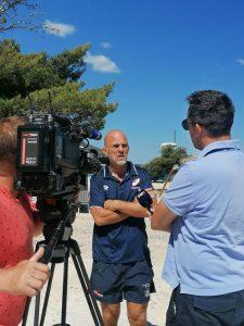 Meet the Croatian Kiwi developing rugby talent in Croatia