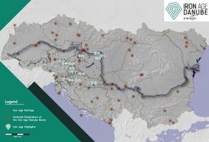 Iron Age Danube cultual route originates in Croatia