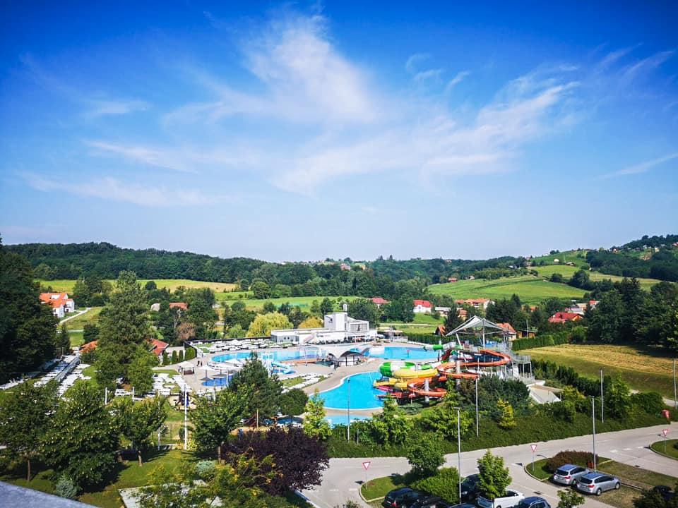 Terme Sveti Martin first hotel in Croatia awarded Ecolabel